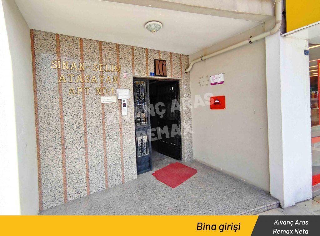 Gebze Osmanyılmazda satılık 180 m2 Kiracılı Ofis